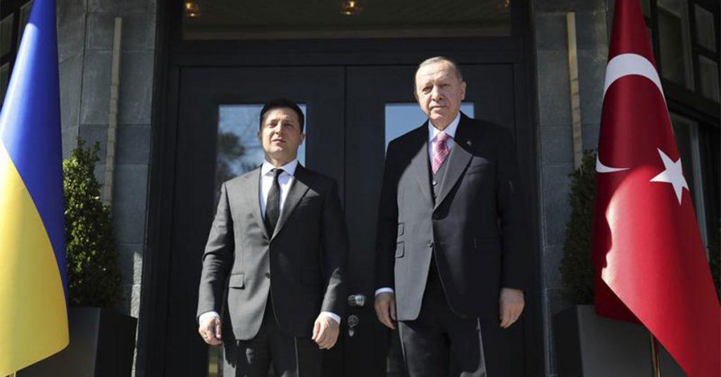 Τα ανοίγματα της Τουρκίας στην Ουκρανία και τον Εύξεινο Πόντο