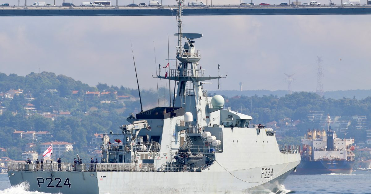 SeaBreeze21 και ρωσικά «πυρά» – Η ένταση μεταφέρεται από τη Μεσόγειο στον Εύξεινο Πόντο