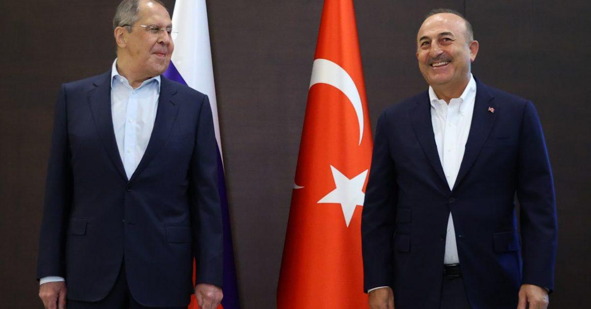 Σε τροχιά «δυναμικής ανάπτυξης» οι σχέσεις Ρωσίας-Τουρκίας σύμφωνα με τον Λαβρόφ