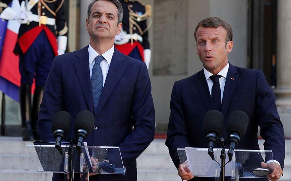 Αναζήτηση ισορροπιών με Γαλλία και Γερμανία