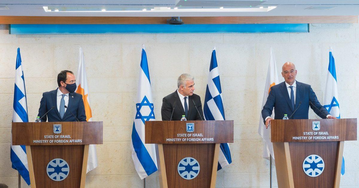 Σταθερή η σχέση Ελλάδας-Ισραήλ