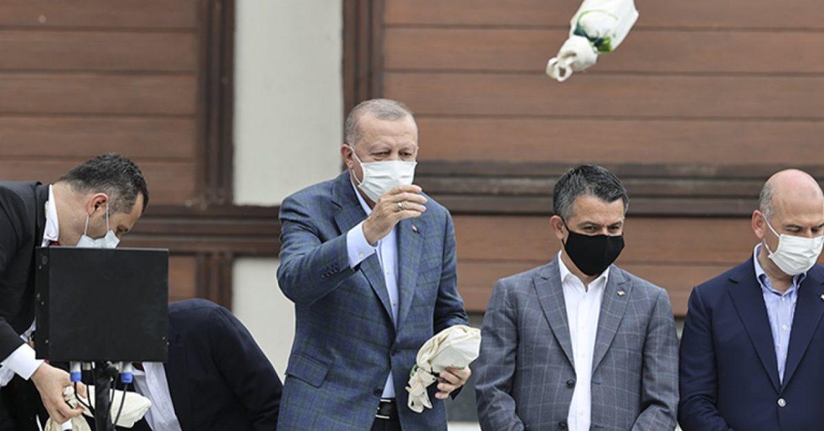 Οι πυρκαγιές βάζουν «φωτιά» στο τουρκικό πολιτικό σκηνικό – Τσάι και συμπάθεια από Ερντογάν – Κεραυνοί από αντιπολίτευση