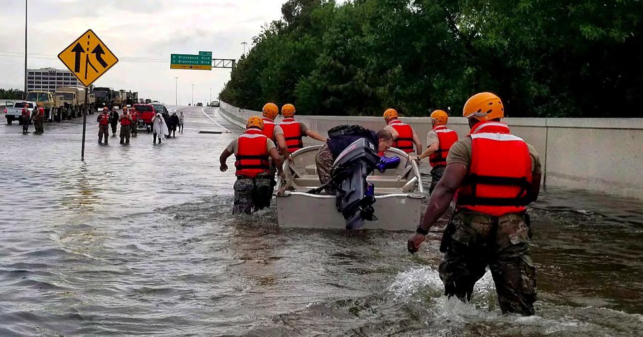 Πως επηρεάζει η κλιματική κρίση τις ένοπλες δυνάμεις; Κίνδυνοι και προοπτικές – Η εικόνα από τις ΗΠΑ