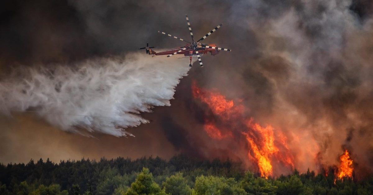 Η κλιματική κρίση αλλάζει (και) τους γεωπολιτικούς ανταγωνισμούς – Το κλίμα ως ζήτημα εθνικής ασφαλείας