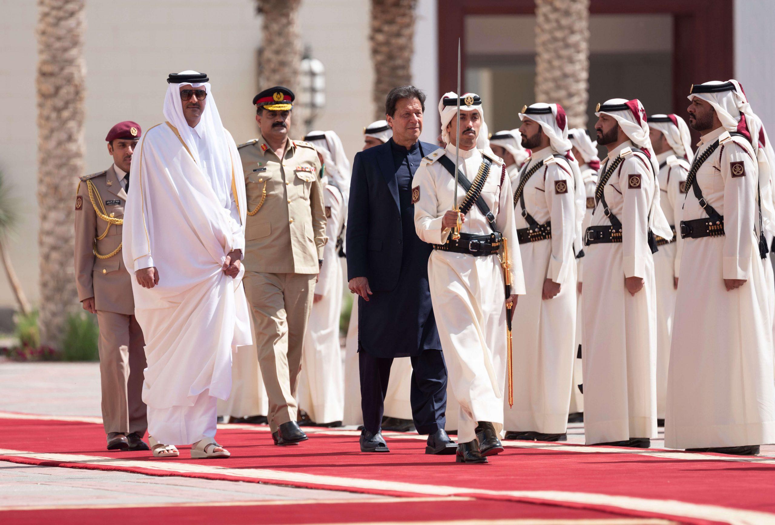 Ο άξονας Τουρκίας, Κατάρ, Πακιστάν ενισχύεται έναντι της Δύσης