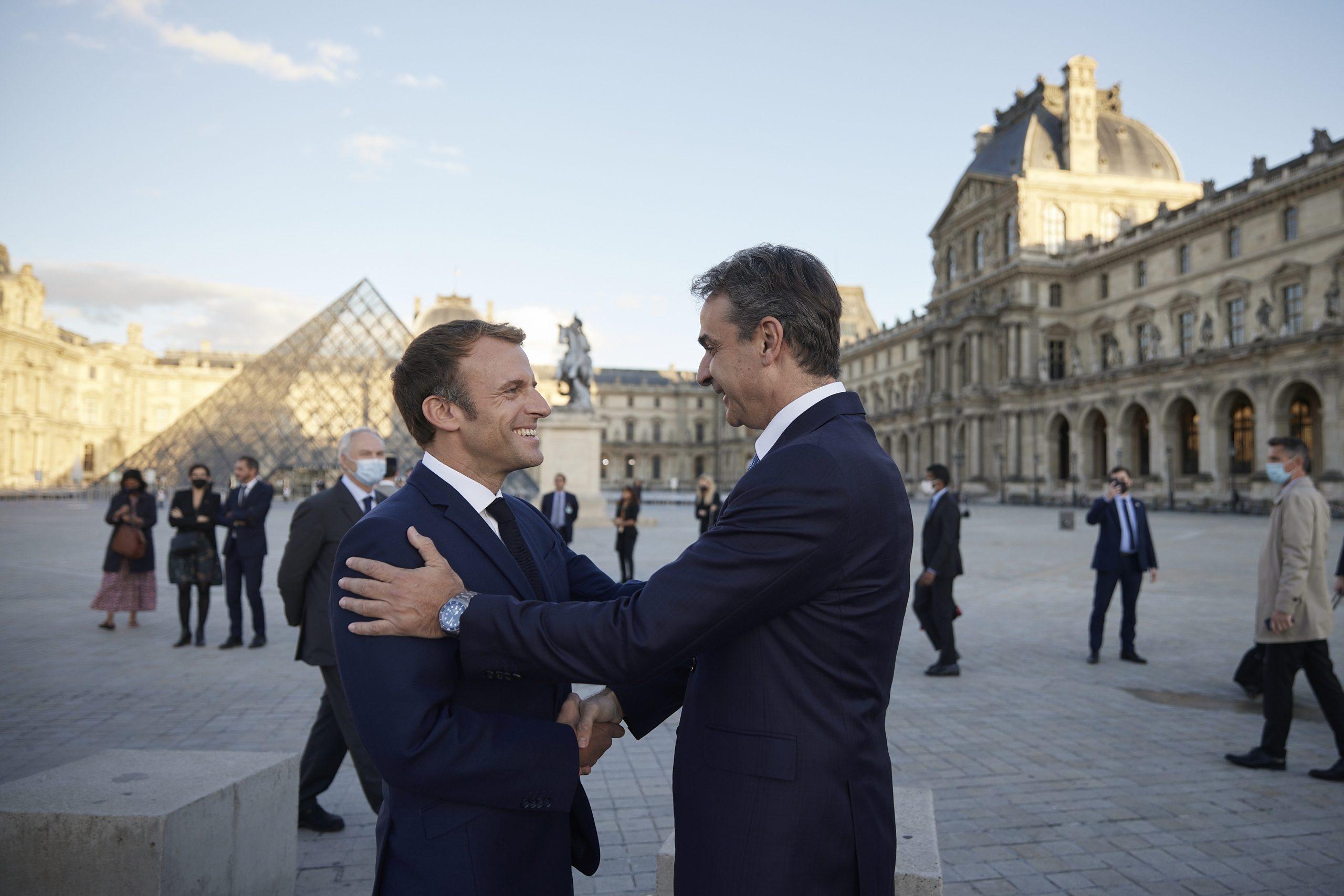 4+4 λόγοι για τους οποίους η συμφωνία Ελλάδας-Γαλλίας είναι σημαντική – Belh@rra και αμυντική συνδρομή