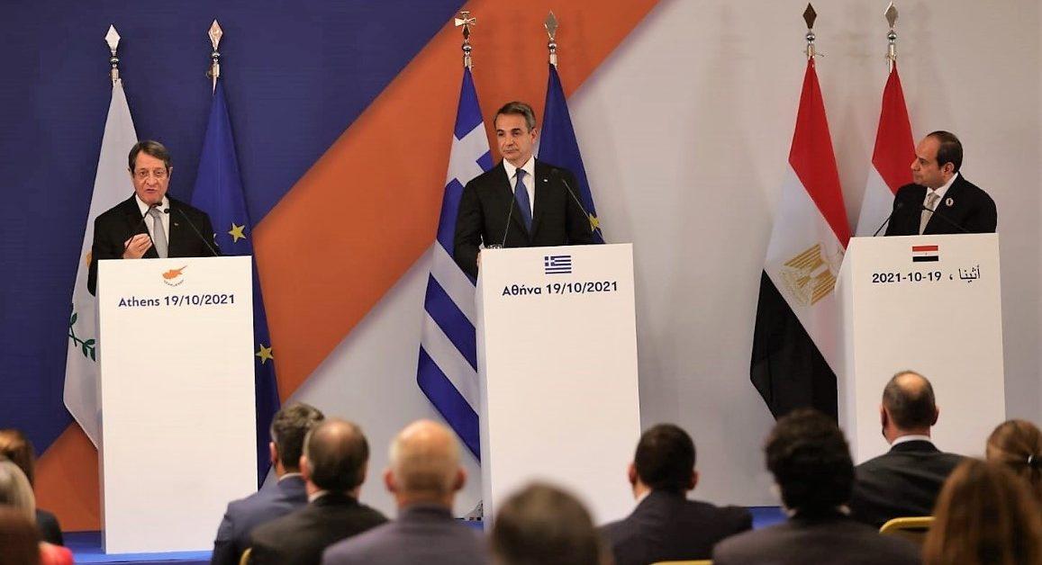 9η τριμερής Ελλάδας, Κύπρου, Αιγύπτου: βήματα προόδου σε πείσμα των προκλήσεων