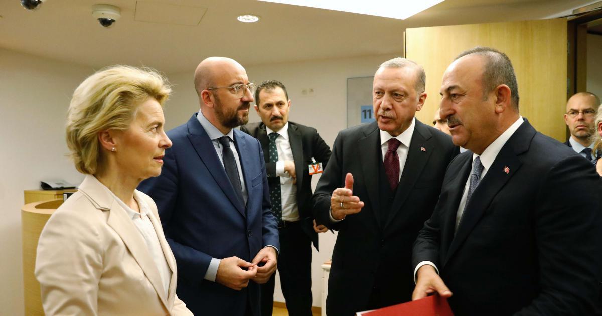 Σε κλοιό ευρωπαϊκών κυρώσεων ξανά η Τουρκία; Ουδέν αναληθέστερο τούτου